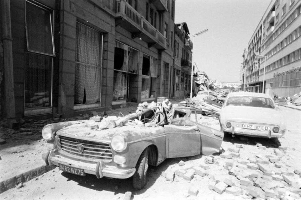 Потресно сведоштво на скопјанката Соња која три дена лежела под урнатините од скопскиот земјотрес