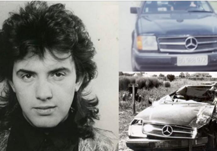 Македонскиот пејач кој си ја предосети смртта: Имаше само 28 години кога загина, речиси никој не му го знае вистинското име (ФОТО)